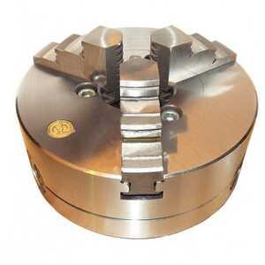 3-315.39.34 Патрон токарный самоцентрирующий трёхкулачковый 315 мм. с креплением через поворотную шайбу по ГОСТ 12593 (DIN 55027)