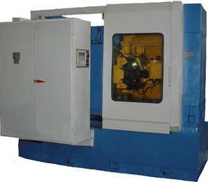 ВСН-350NC22 Зубофрезерный полуавтомат