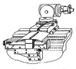 3Е642Е.П22 Приспособление для заточки по копиру