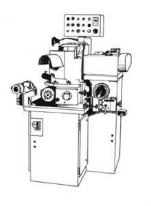 3Е653 Полуавтомат заточной для сверл, зенкеров, метчиков