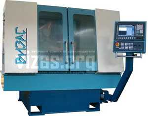ВЗ-729Ф4 (-01, -02) Полуавтомат шлицешлифовальный с ЧПУ (Siemens)