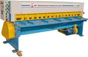 СТД-9АН (6х2500) Ножницы гильотинные