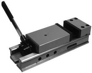 7200-0214-05 Тиски стальные неповоротные с ручным приводом