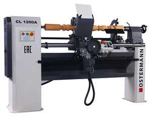 CL1200А Станок токарный деревообрабатывающий с автоматической подачей и копиром