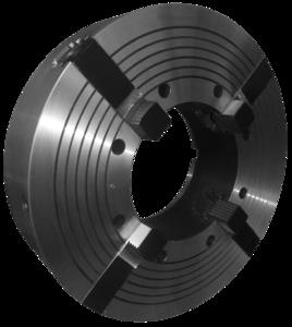 ППТ 4Н-720.320М Патрон токарный комбинированный четырёхкулачковый 720 мм. для обработки труб