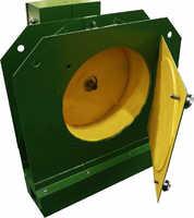 СР-400Б Стенд для испытания шлифовальных кругов на разрыв вращением