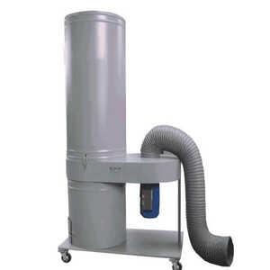 УВП-2000АК Установка вентиляционная пылеулавливающая на колёсных опорах