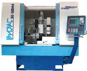 ВЗ-580Ф4 Полуавтомат зубошлифовальный с ЧПУ